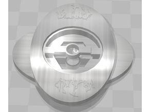 4D Beyblade Metal Wheel