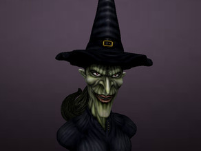 Wicked Bust