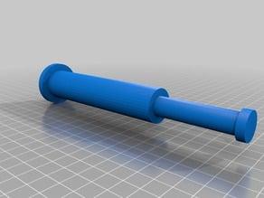 Dremel filament spool holder for ender 3