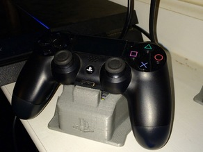 PS4 Controller Stand revA