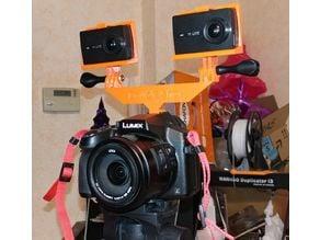 Double Shot - Hot Show Double Cam Mount