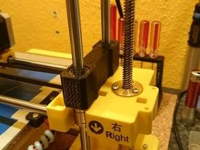 Print Rite 3D Colido 3D Printer Z Axis fix