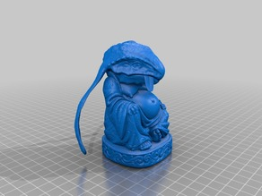 Lizard Buddha