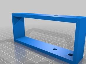 Handle grip for Bukito 3D printer