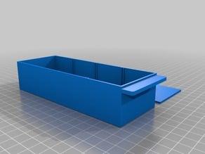 My Customized Storage Box Drawer blue
