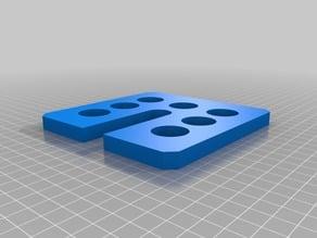 FlashForge Creator Pro Plate Level Block