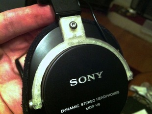 "Sony Headphones ""Hanger"" Part"