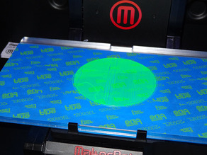 Interactive Build Plate Levelling - Print Aid