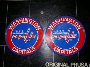 Washington Capitals Coaster