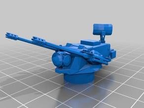 Flakpanzer Gepard 1:100