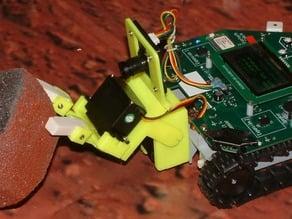 Jade Robot Gripper & Camera Mount