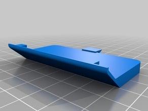Radio Shack Metal detector Battery cover for  Model 63-3013