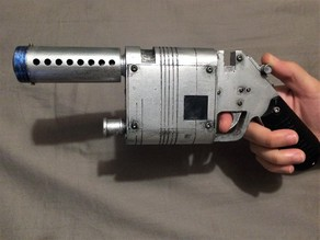 Star Wars LPA NN-14 Rey's Blaster Pistol w/ Compartment for Electronics