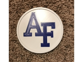 Air Force Academy Coaster
