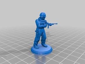 Modern Soldier - Thompson