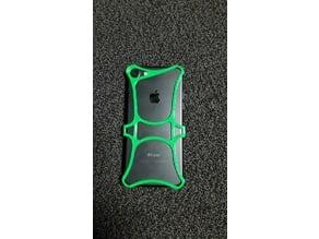 Iphone 7 exoskeleton minimalistic cover