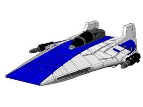 SW - RX-1 A-Wing - Ver2