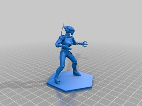 Fallout 4 Loading Models as Figurines (WIP)