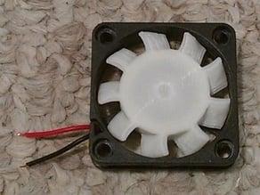 Solidoodle 40mm fan repair
