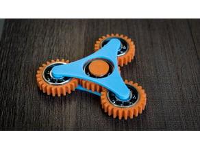 Geared Spinner