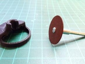 Dremel cutting wheel case