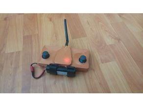 DIY rc transmitter