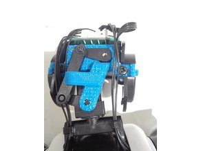 Reinforced neck part of Premaid AI(humanoid robot)