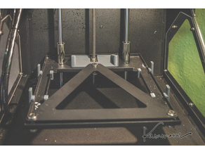 RF100 XL Print Bed Stabilizer