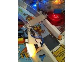Pinball Ramp protector - Bally BBBB