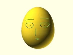 Saitama Egg