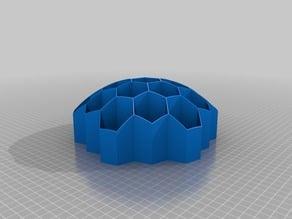 Honeycomb Desk Organizer V4
