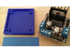 H-Bridge PCB Bumper/Tray