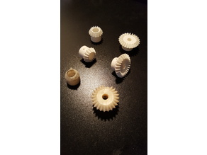 Conical gears
