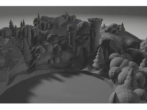 Grayskull forest