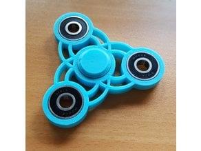 Stylized Fidget Spinner