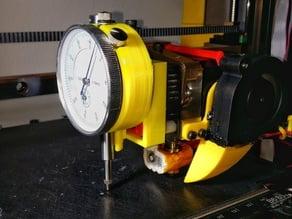 Dial gauge for Prusa i4