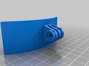 Rc Hovercraft gopro mount