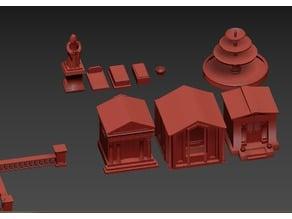 Graveyard assets