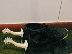 Sneaker Spurs!