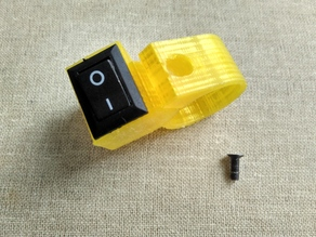 Switch bar holder