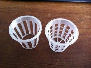 EZ-Print 2 inch net pots for hydroponics