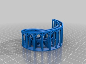 Ball bearing roller coaster