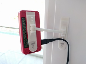Raspberry Pi Zero W Camera Mount