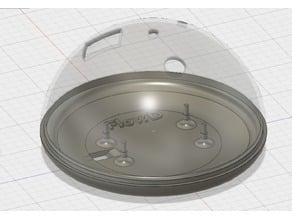 NodeMCU Multisensor BurgerBox - temp, humidity, light, motion, RGB Led