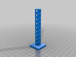 ABS Temp Calibration Tower