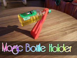 Magic Bottle Holder
