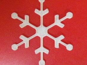 Snow Flake 015
