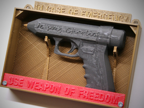 Weapon of Freedom: Je Suis Charlie