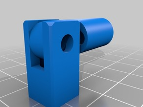 6mm Tilt and Rotate Laser Diode Holder