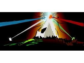 Elemental Bosses: Legend of Mata Nui
